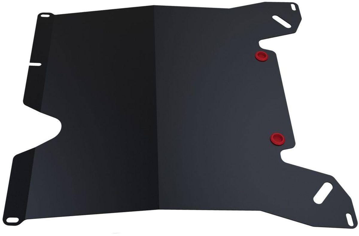Защита картера и КПП Автоброня Citroёn C5 2008-, сталь 2 мм111.01204.1Защита картера и КПП Автоброня Citroёn C5, V - 1,8; 2,0 ; 2,2; 2,7; 3,0 2008-, сталь 2 мм, комплект крепежа, 111.01204.1Стальные защиты Автоброня надежно защищают ваш автомобиль от повреждений при наезде на бордюры, выступающие канализационные люки, кромки поврежденного асфальта или при ремонте дорог, не говоря уже о загородных дорогах.- Имеют оптимальное соотношение цена-качество.- Спроектированы с учетом особенностей автомобиля, что делает установку удобной.- Защита устанавливается в штатные места кузова автомобиля.- Является надежной защитой для важных элементов на протяжении долгих лет.- Глубокий штамп дополнительно усиливает конструкцию защиты.- Подштамповка в местах крепления защищает крепеж от срезания.- Технологические отверстия там, где они необходимы для смены масла и слива воды, оборудованные заглушками, закрепленными на защите.Толщина стали 2 мм.В комплекте крепеж и инструкция по установке.