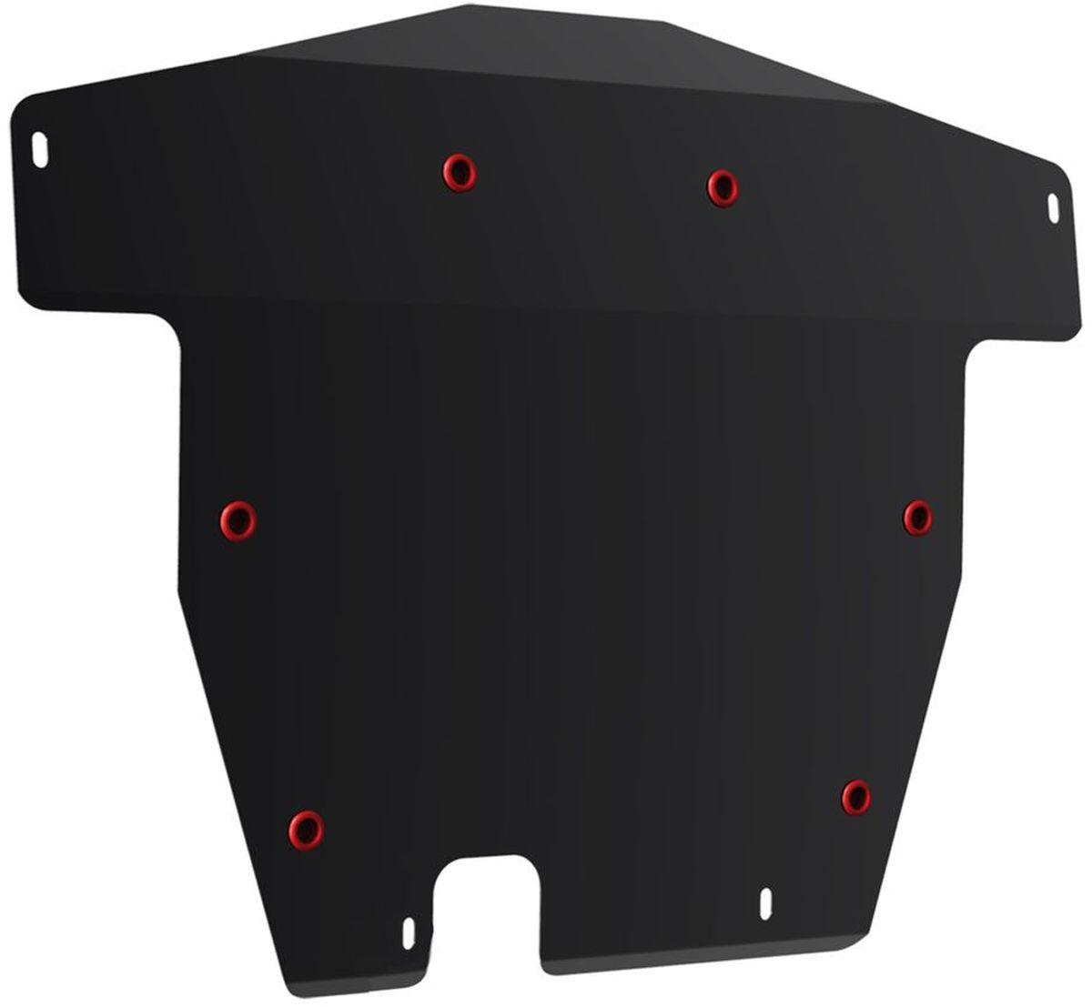 Защита картера и КПП Автоброня Honda Accord VII 2002-2008, сталь 2 мм111.02117.1Защита картера и КПП Автоброня Honda Accord VII 2002-2008, сталь 2 мм, комплект крепежа, 111.02117.1Стальные защиты Автоброня надежно защищают ваш автомобиль от повреждений при наезде на бордюры, выступающие канализационные люки, кромки поврежденного асфальта или при ремонте дорог, не говоря уже о загородных дорогах.- Имеют оптимальное соотношение цена-качество.- Спроектированы с учетом особенностей автомобиля, что делает установку удобной.- Защита устанавливается в штатные места кузова автомобиля.- Является надежной защитой для важных элементов на протяжении долгих лет.- Глубокий штамп дополнительно усиливает конструкцию защиты.- Подштамповка в местах крепления защищает крепеж от срезания.- Технологические отверстия там, где они необходимы для смены масла и слива воды, оборудованные заглушками, закрепленными на защите.Толщина стали 2 мм.В комплекте крепеж и инструкция по установке.