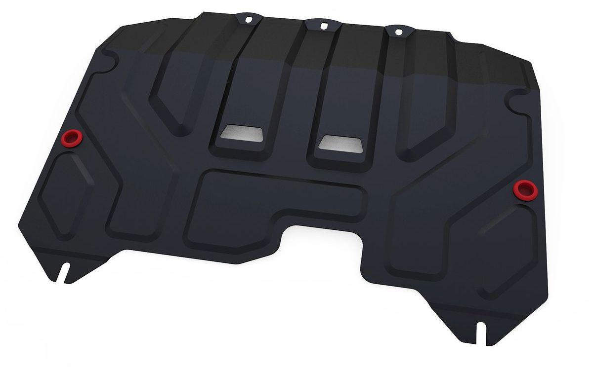 Защита картера и КПП Автоброня Hyundai ix35 2010-2015/Kia Sportage 2010-2016, сталь 2 мм111.02352.1Защита картера и КПП Автоброня для Hyundai ix35 2010-2015/Kia Sportage 2010-2016, сталь 2 мм, комплект крепежа, 111.02352.1Стальные защиты Автоброня надежно защищают ваш автомобиль от повреждений при наезде на бордюры, выступающие канализационные люки, кромки поврежденного асфальта или при ремонте дорог, не говоря уже о загородных дорогах.- Имеют оптимальное соотношение цена-качество.- Спроектированы с учетом особенностей автомобиля, что делает установку удобной.- Защита устанавливается в штатные места кузова автомобиля.- Является надежной защитой для важных элементов на протяжении долгих лет.- Глубокий штамп дополнительно усиливает конструкцию защиты.- Подштамповка в местах крепления защищает крепеж от срезания.- Технологические отверстия там, где они необходимы для смены масла и слива воды, оборудованные заглушками, закрепленными на защите.Толщина стали 2 мм.В комплекте крепеж и инструкция по установке.