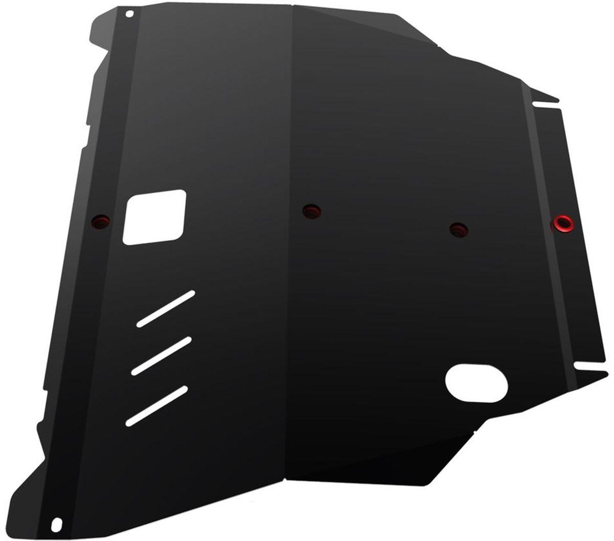 Защита картера Автоброня Nissan X-Trail 2001-2007, сталь 2 мм111.04138.1Защита картера Автоброня Nissan X-Trail 2001-2007, сталь 2 мм, комплект крепежа, 111.04138.1Стальные защиты Автоброня надежно защищают ваш автомобиль от повреждений при наезде на бордюры, выступающие канализационные люки, кромки поврежденного асфальта или при ремонте дорог, не говоря уже о загородных дорогах.- Имеют оптимальное соотношение цена-качество.- Спроектированы с учетом особенностей автомобиля, что делает установку удобной.- Защита устанавливается в штатные места кузова автомобиля.- Является надежной защитой для важных элементов на протяжении долгих лет.- Глубокий штамп дополнительно усиливает конструкцию защиты.- Подштамповка в местах крепления защищает крепеж от срезания.- Технологические отверстия там, где они необходимы для смены масла и слива воды, оборудованные заглушками, закрепленными на защите.Толщина стали 2 мм.В комплекте крепеж и инструкция по установке.