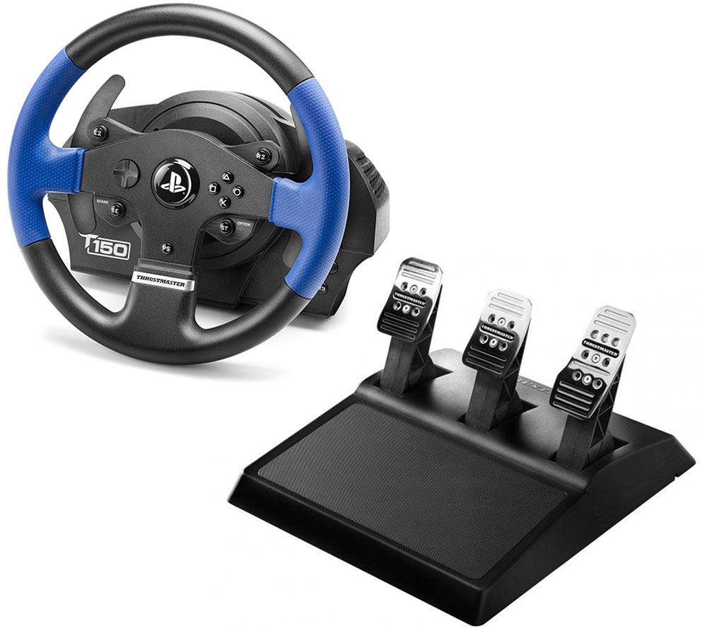 Thrustmaster T150 Pro руль для PS4/PS3/PC