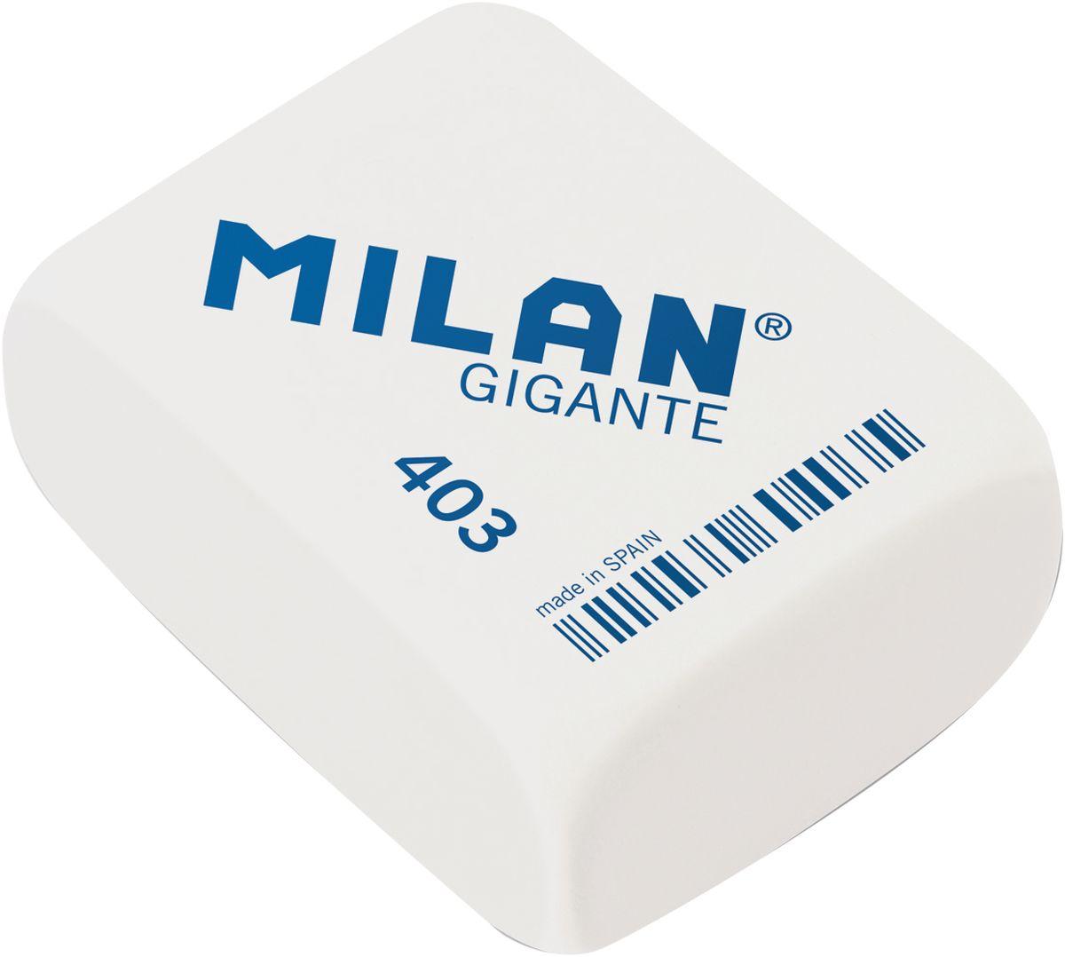 Milan Ластик 403CMM403Ластик Milan имеет мягкую структуру, и обладает высокой гибкостью, обеспечивая безупречное стирание.