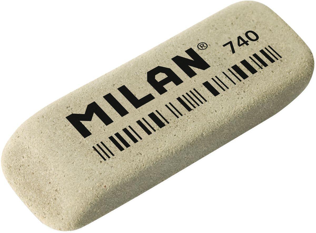 Milan Ластик 740 скошенныйCCM740GЛастик Milan 740 - это качественный ластик для работы с твердыми карандашами.