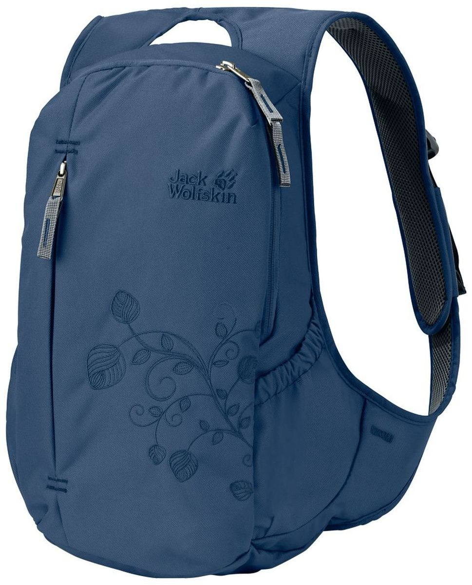 Рюкзак женский Jack Wolfskin Ancona, цвет: синий. 2005321-1588 рюкзаки jack wolfskin рюкзак stowaway 24 pack