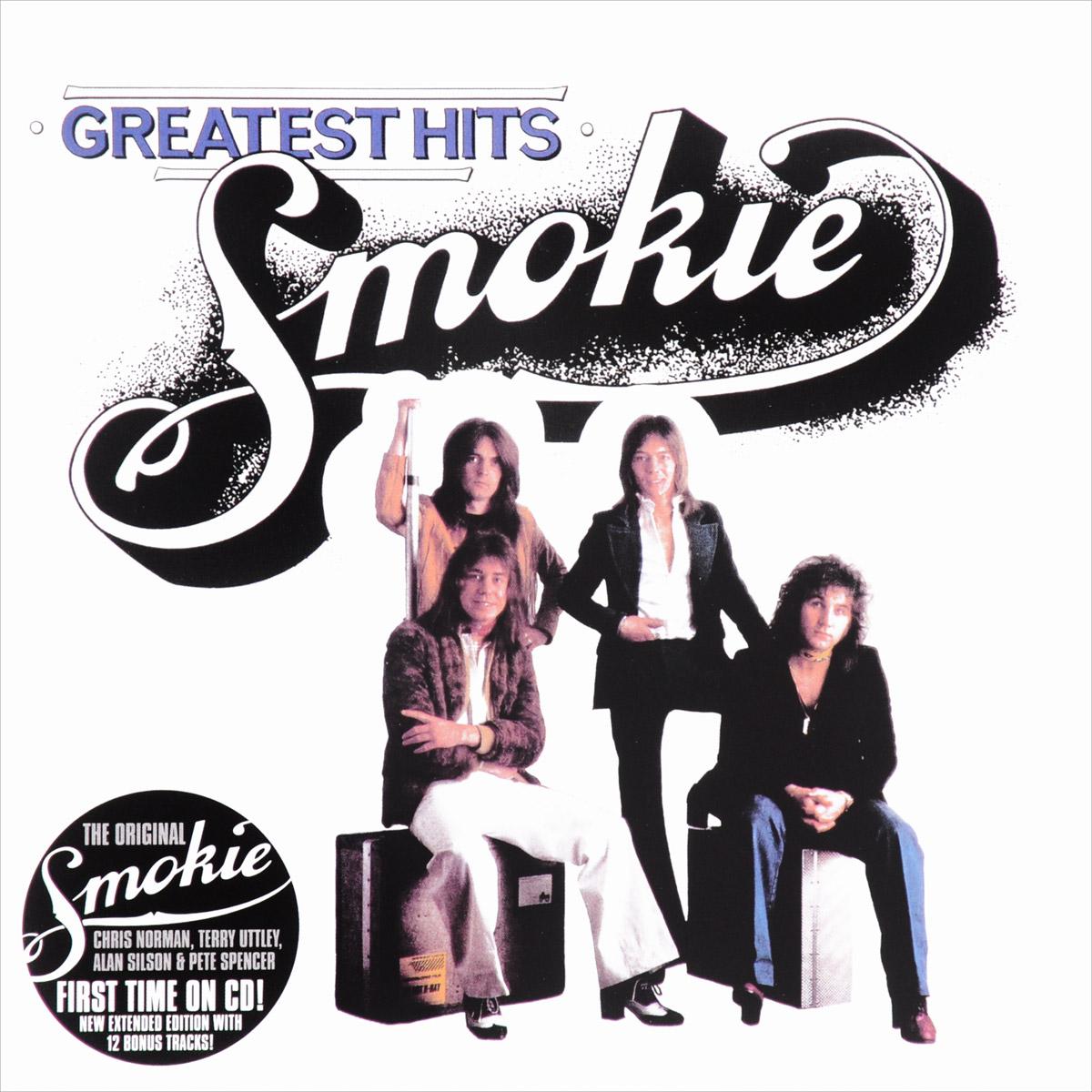 Smokie Smokie. Greatest Hits smokie smokie the concert live from essen 1978 2 lp