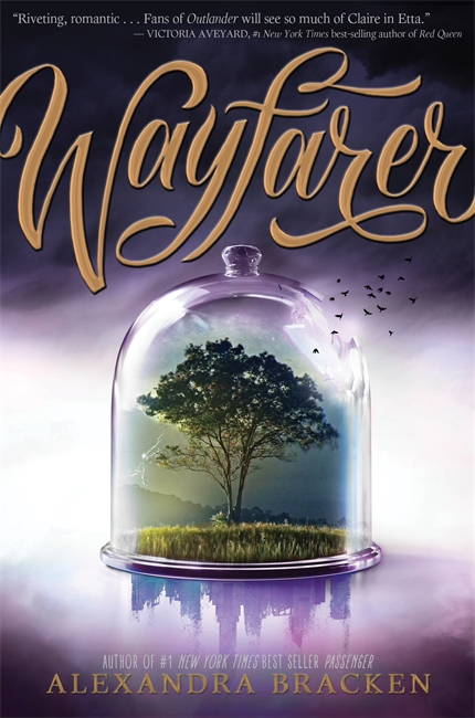 Passenger: Wayfarer dearest dorothy who would have ever thought