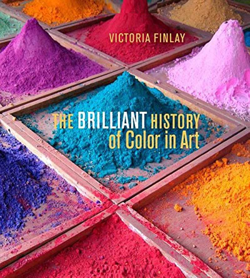 Brilliant History of Color in Art pamela fossen errol morris and the art of history