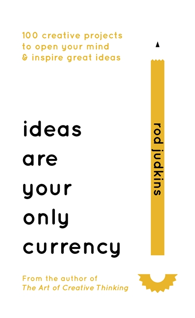 Ideas are Your Only Currency dobelli r the art of thinking clearly
