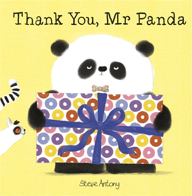 Thank You, Mr Panda cywm6934 rf if and rfid mr li