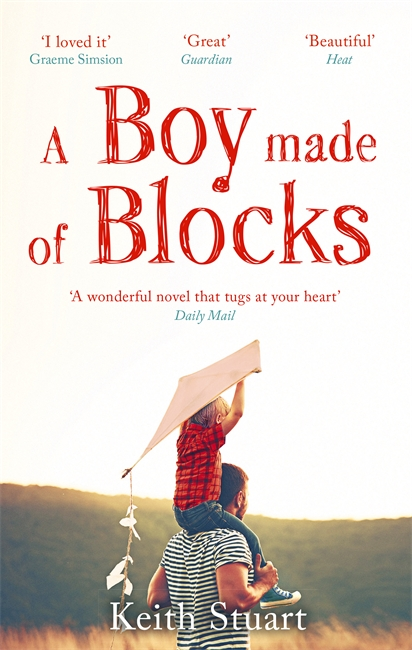 A Boy Made of Blocks complete how to be a gardener