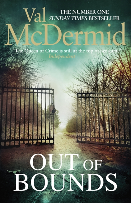 Out of Bounds identity crisis the murder the mystery and the missing dna