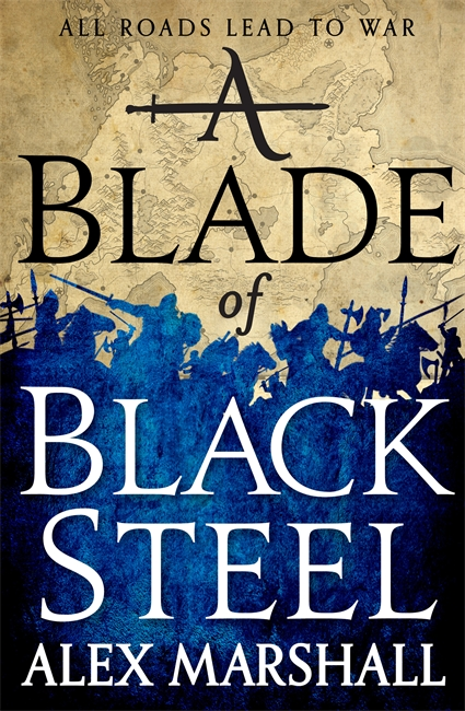 A Blade of Black Steel sergey vassiliev the realm of tormenting dreams