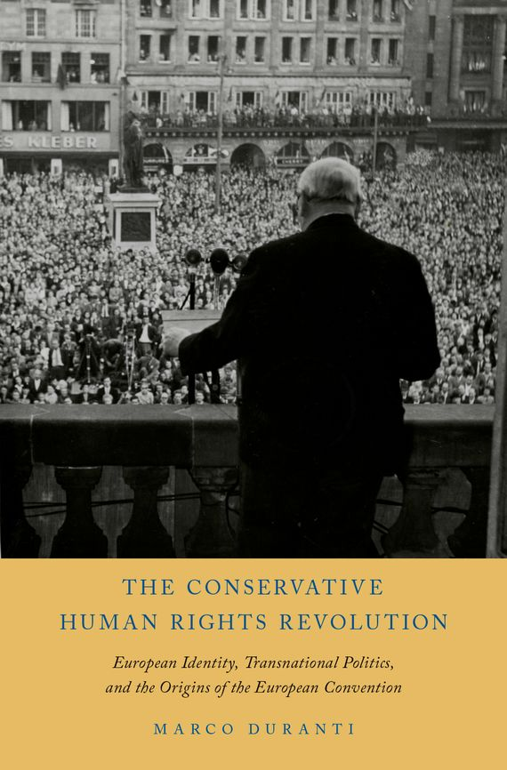 The Conservative Human Rights Revolution foreign policy as a means for advancing human rights