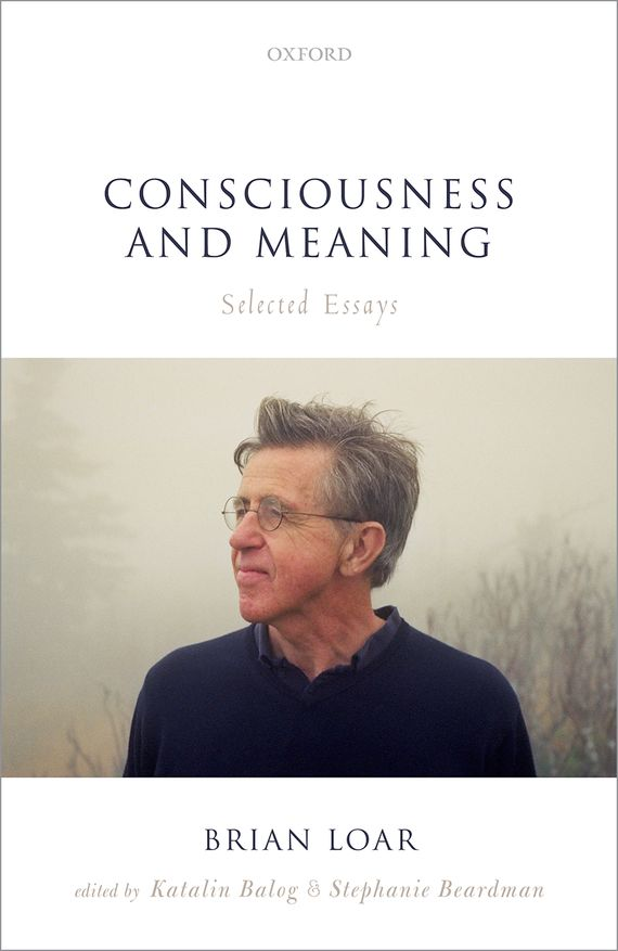 Consciousness and Meaning ways of meaning – an introduction to a philosophy of language