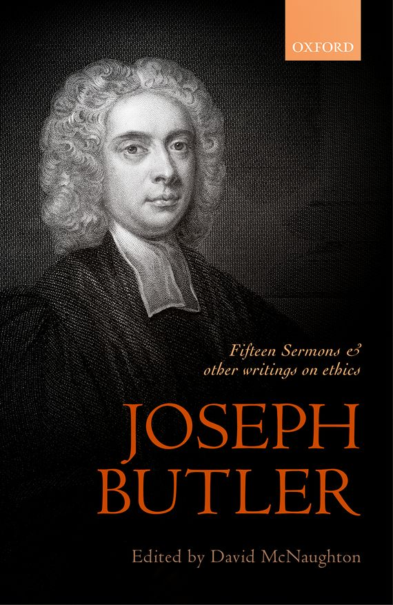 Joseph Butler: Fifteen Sermons and other writings on ethics серьги butler and wilson