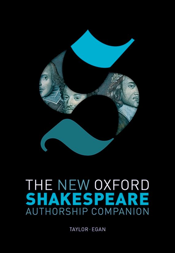 The New Oxford Shakespeare: Authorship Companion shakespeare w the merchant of venice книга для чтения
