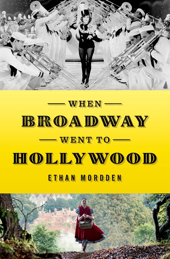 When Broadway Went to Hollywood when the comics went to war