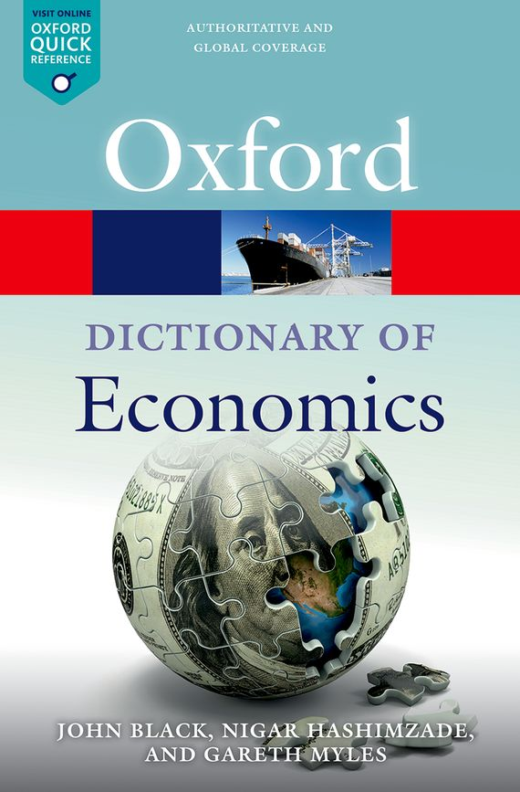 A Dictionary of Economics купить