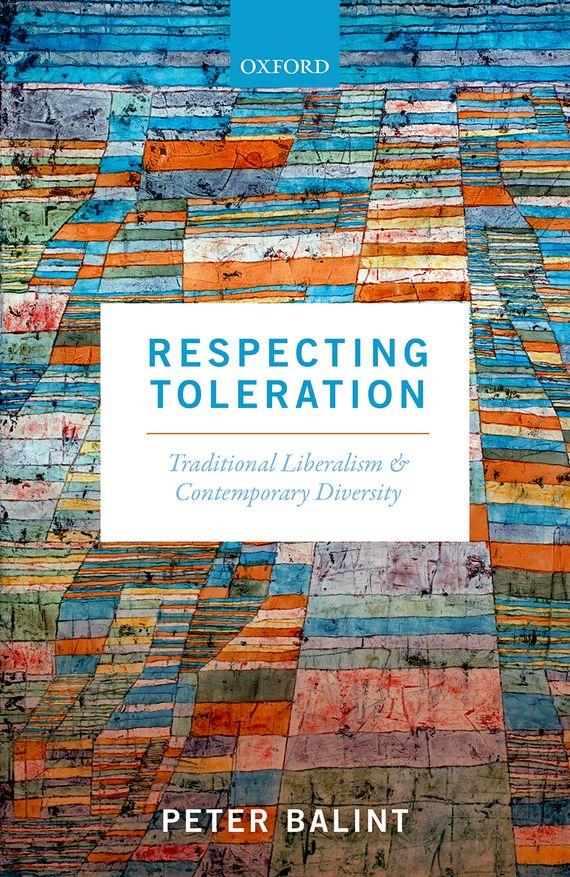 Respecting Toleration andrew cohen jason toleration