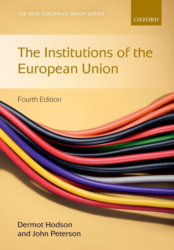 Institutions of the European Union the law of the european central bank