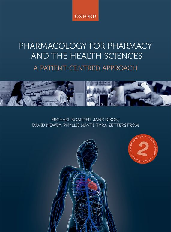 Pharmacology for Pharmacy and the Health Sciences купить недорого в Москве