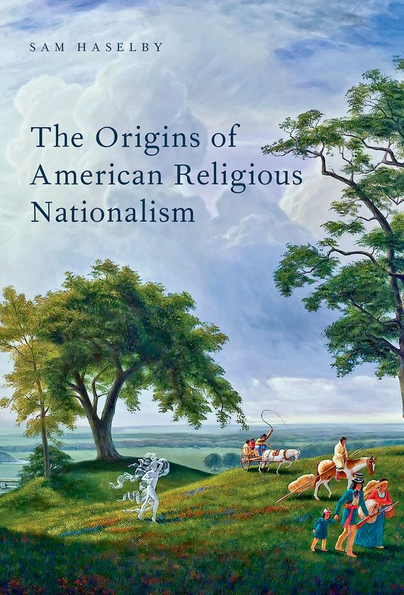The Origins of American Religious Nationalism self and sensibility in contemporary american poetry