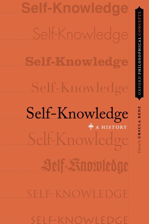 Self-Knowledge self knowledge