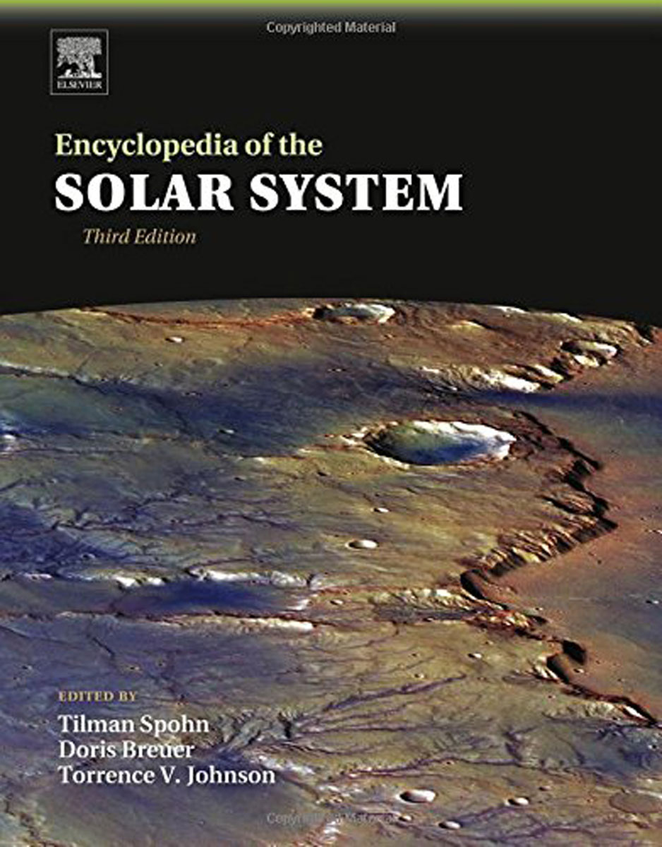 Encyclopedia of the Solar System the american spectrum encyclopedia the new illustrated home reference guide