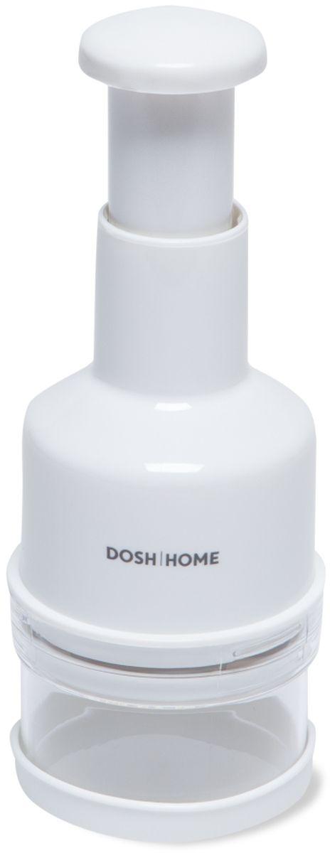 Приспособление для нарезки лука Dosh l Home VEGA100702Приспособление для нарезки лука DOSH HOME VEGA, очень удобное универсальное средство для измельчения маленьких порций овощей (лук, чеснок, кукуруза и т.д.).Поместите лук/овощи на специальную пластину или в специальное отверстие, затем придавите. при большем усилии и частоте надавливания , овощи нарезаются более мелко. Тем самым есть возможность контролировать нужный размер измельчения Чтобы провести чистку, снимите нижнюю часть корпуса овощерезки и насадку. Промойте под проточной водой. Работайте осторожно, поскольку лезвиия очень острые. Не используйте абразивные чистящие средства.