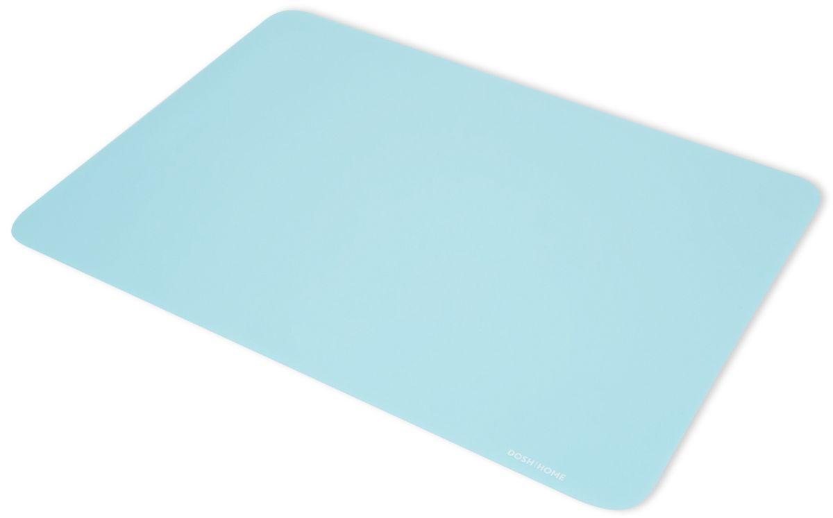Лист для раскатки теста Dosh l Home PAVO, 40 x 30 см300257Силиконовый лист Dosh l Home отлично подходит для раскатки теста. Идеально ложится на поверхность стола, тесто к ней не прилипает, после использования можно скатать или свернуть. Он легко моется и не впитывает запахи, гигиеничен. На поверхность нанесена сетка для удобства отмеривания и отрезания раскатываемого теста.Лист можно использовать в качестве подставки под горячее.