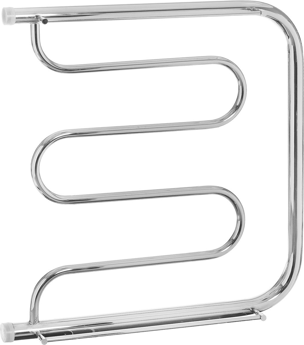 Полотенцесушитель  Terminus , MП-образный, боковое подключение, 60 х 60 см, диаметр 32/20 мм, 1  - Сантехника и санфаянс