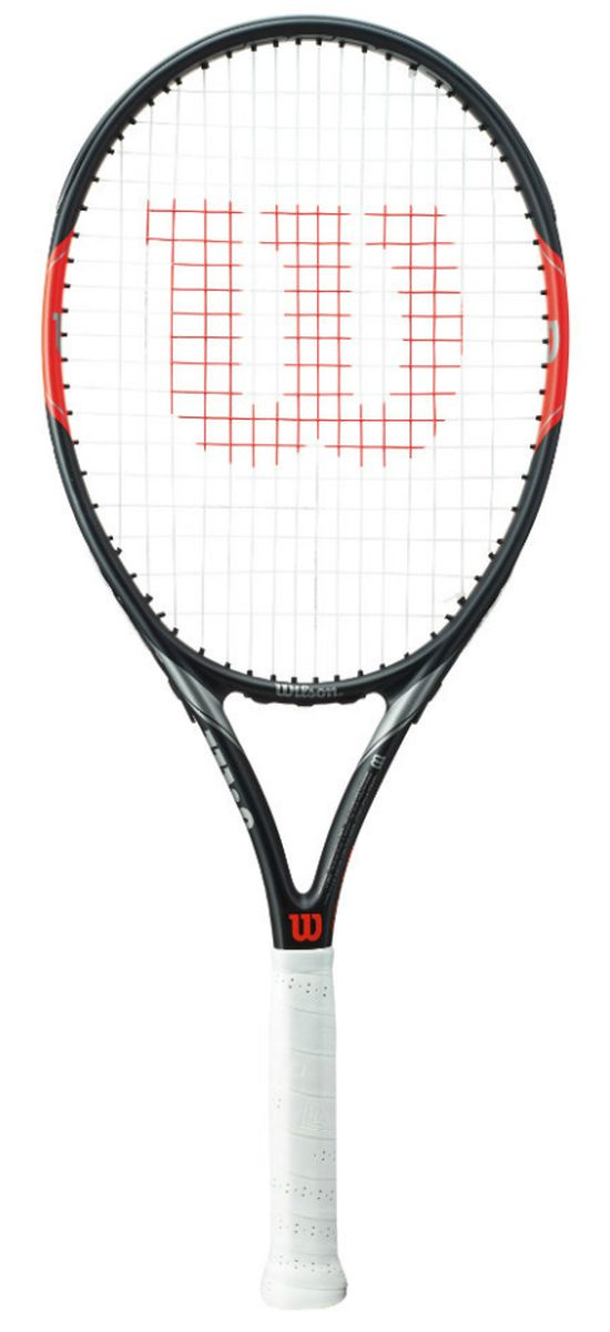 Ракетка теннисная Wilson Federer Team 105, ручка 3 теннисная ракетка prince 7t12z 25 7t21z