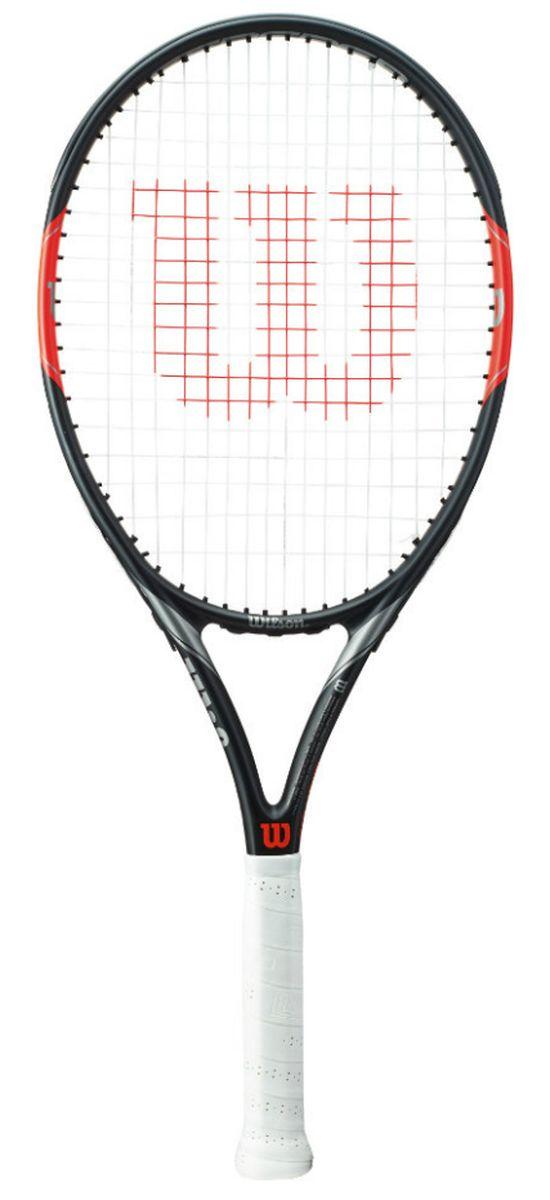 Ракетка теннисная Wilson Federer Team 105, ручка 2 теннисная ракетка prince t361 o3 tour os