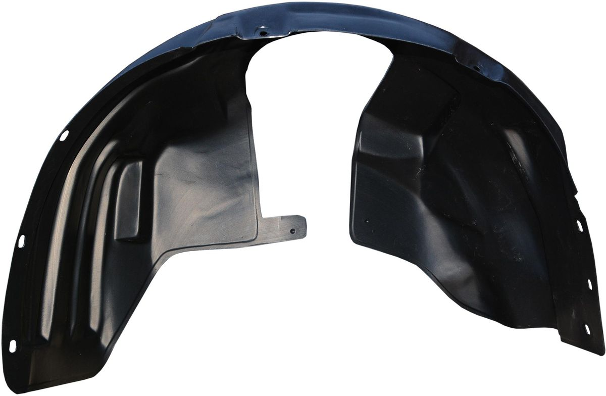 Подкрылок Rival, для Renault Kaptur МКПП, 2016 -> (передний правый)44707008Подкрылки Rival надежно защищают кузовные элементы от негативного воздействия пескоструйного эффекта, препятствуют коррозии и способствуют дополнительной шумоизоляции. Полностью повторяет контур колесной арки вашего автомобиля.- Подкрылок изготовлен из ударопрочного материала, защищенного от истирания.- Оригинальность конструкции подчеркивает элегантность автомобиля, бережно защищает нанесенное на днище кузова антикоррозийное покрытие и позволяет осуществить крепление подкрылков внутри колесной арки практически без дополнительного крепежа и сверления, не нарушая при этом лакокрасочного покрытия, что предотвращает возникновение новых очагов коррозии.- Низкая теплопроводность защищает арки от налипания снега в зимний период.- Высококачественное сырье сохраняет физические свойства при температуре от - 45°С до + 45°С. - В зимний период эксплуатации использование пластиковых подкрылков позволяет лучше защитить колесные ниши от налипания снега и образования наледи.- В комплекте инструкция по установке.Уважаемые клиенты!Обращаем ваше внимание, что подкрылок имеет форму, соответствующую модели данного автомобиля. Фото служит для визуального восприятия товара.