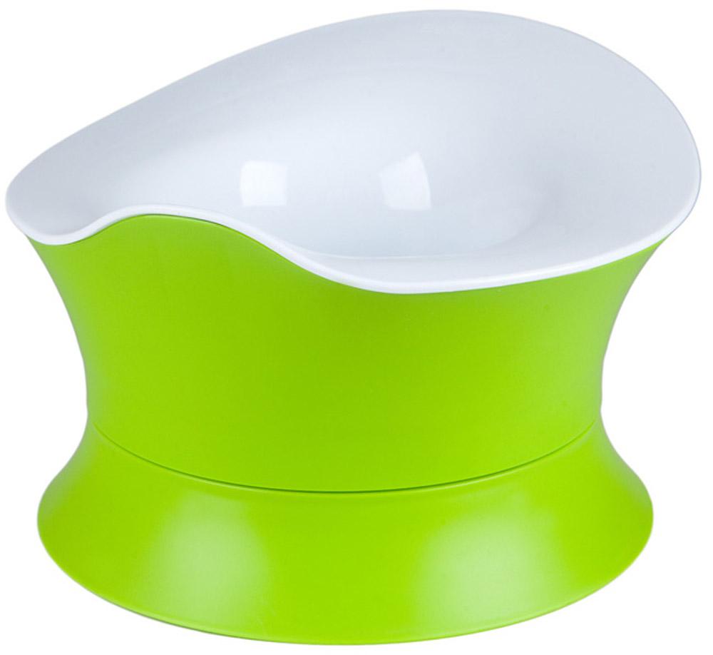 Angelcare Горшок детский цвет белый зеленый
