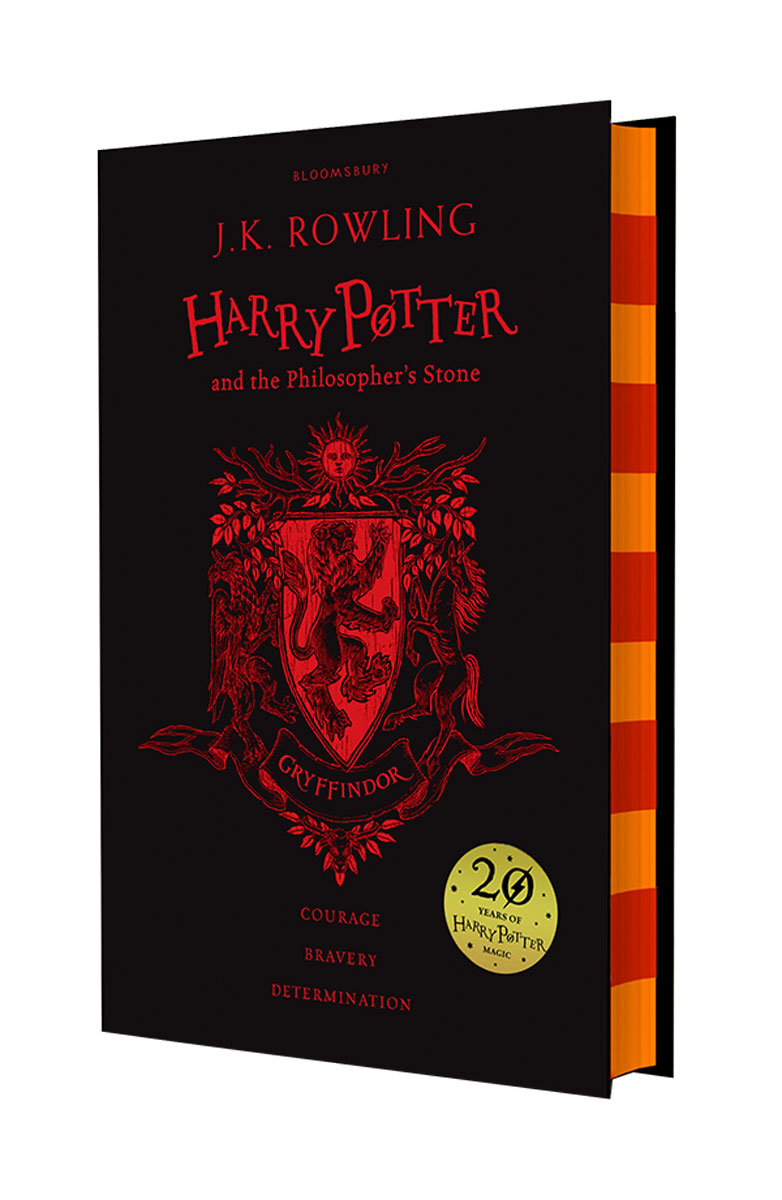 Harry Potter and the Philosopher's Stone - Gryffindor Edition class the stone house