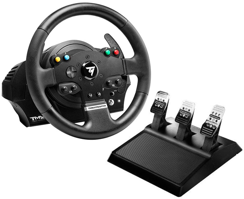 Thrustmaster TMX Pro for Xbox One and Windows руль + педали