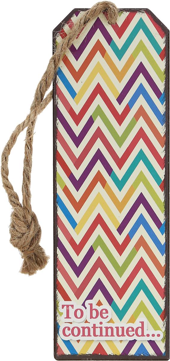 Magic Home Закладка декоративная для книг Разноцветный зигзаг