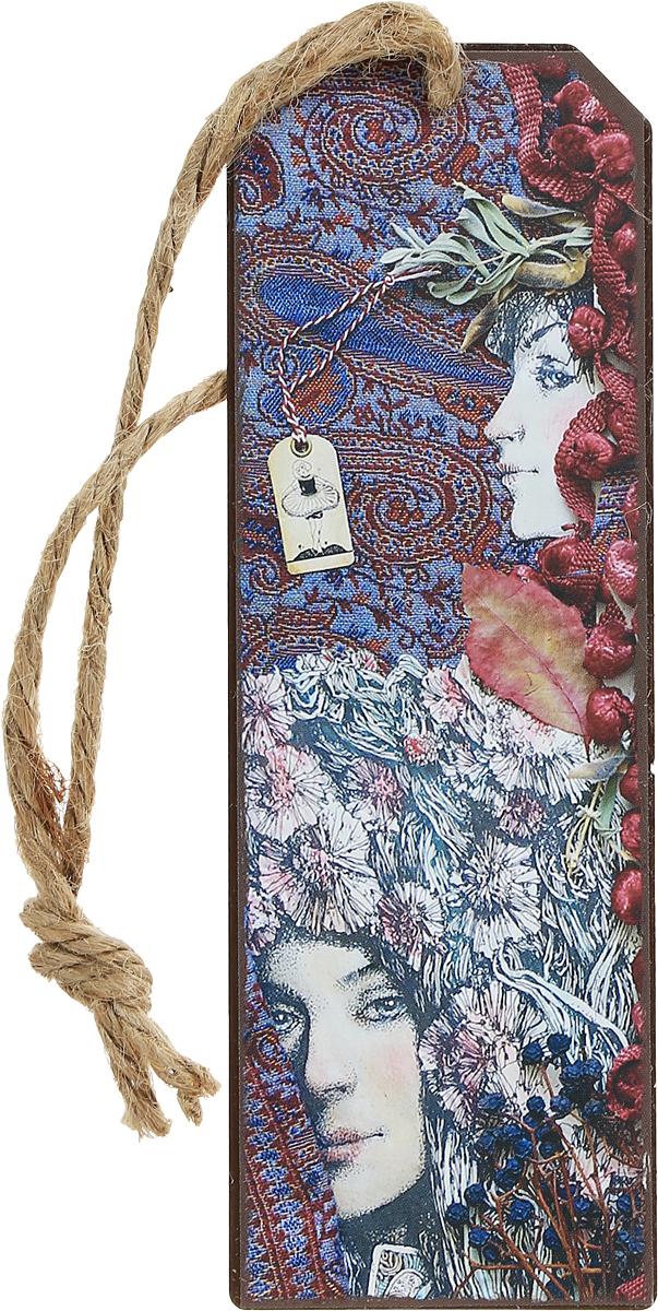 Magic Home Закладка декоративная для книг Сестры -  Закладки для книг
