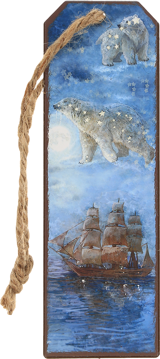Magic Home Закладка декоративная для книг Большая медведица цена