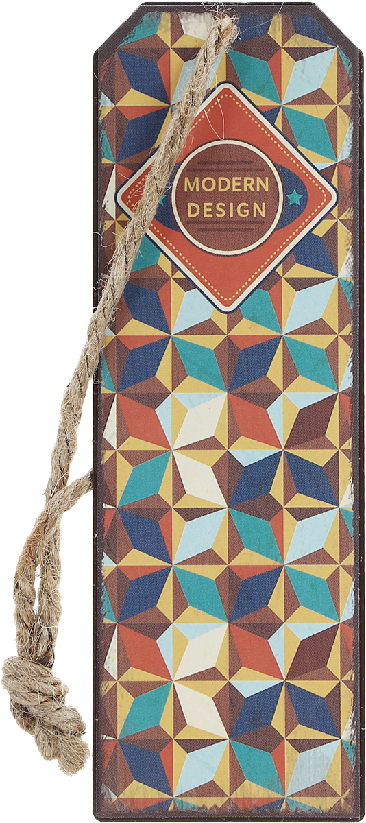 Magic Home Закладка декоративная для книг Модерн43574Декоративная закладка для книг Magic Home Модерн - великолепный подарок для тех, кто не мыслит свою жизнь без книг.Закладка представляет собой пластину из черного окрашенного металла с текстильным шнурком.Закладка украсит не только книгу, но сделает нарядным и оригинальным стандартный органайзер или семейный альбом.
