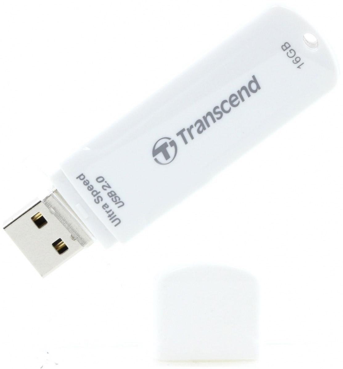 Transcend JetFlash 620, 16 GB - Носители информации