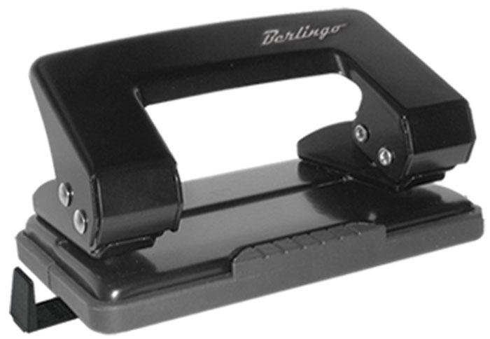 Berlingo Дырокол на 10 листов цвет черныйDDm_10011Дырокол Berlingo на 10 листов позволит перфорировать документы для каждой подшивки.Дырокол оснащен надёжным механизмом, линейкой и пластиковым поддоном для конфетти.