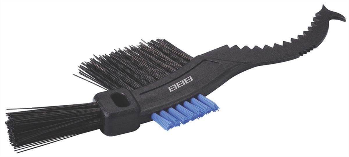 Щетка для кассет BBB ToothBrush, цвет: черныйBTL-17Щетка для кассет BBB ToothBrushУтолщенная щетина для чистки кассет.Износостойкая нейлоновая щетина не теряет жесткости.Можно мыть.