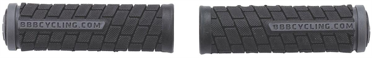"""Грипсы BBB """"DualGrip"""" выполнены из мягкой двухкомпонентной резины. Рельефная текстура обеспечивает отличное сцепление. Грипсы предназначены для более удобного управления велосипедом.   Две заглушки для руля в комплекте. Длина грипс: 10,2 см.    Гид по велоаксессуарам. Статья OZON Гид"""