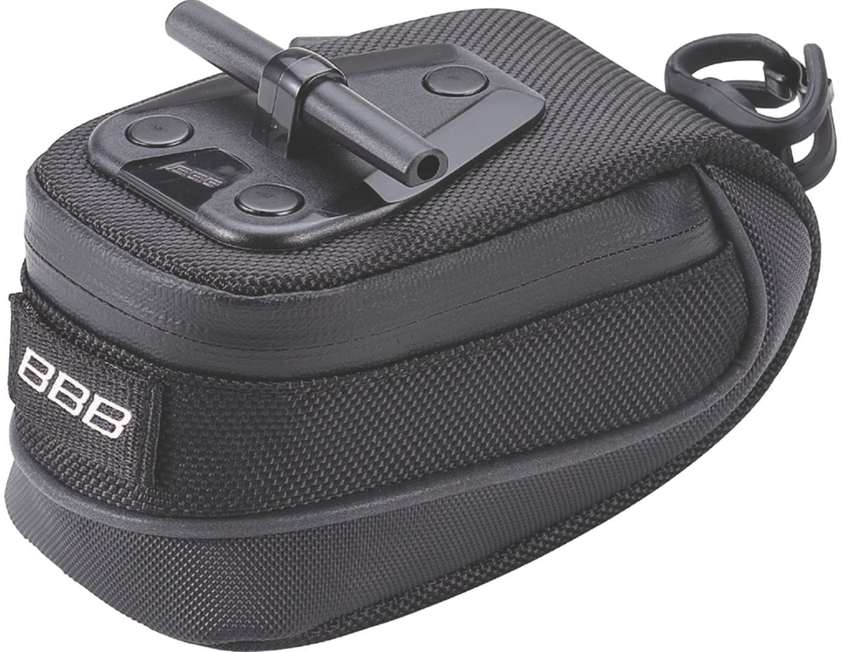 цена на Велосумка под седло BBB StorePack, цвет: черный. Размер S