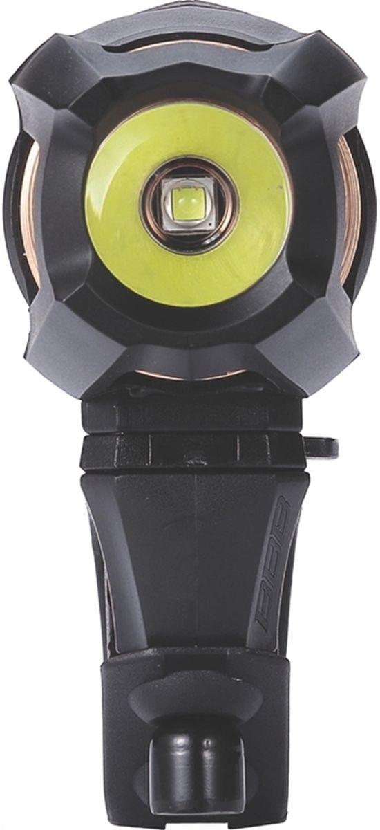 """Яркий свет фонаря BBB """"Strike 500 Lumen LED"""" светит достаточно далеко вперед и по сторонам от дороги. Поэтому эта фара идеально подходит   для неосвещенных гонок. Устанавливается на руль. Питание от встроенного аккумулятора.  Особенности:   Мощный светодиод XML CREE LED со световым потоком 500 Лм. Быстро и просто заряжается от USB. Индикатор заряда батареи. Водонепроницаемый. Сменный встроенный аккумулятор EnergyBar (BLS-93). Литий-ионный аккумулятор Samsung (2600 mAh, 3,7V). 5 режимов: супер яркий, яркий, стандартный, экономичный и мигающий. В комплекте крепление на руль TightFix (BLS-94). В комплекте кабель mini USB.      Гид по велоаксессуарам. Статья OZON Гид"""