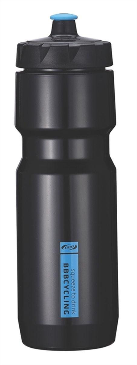 Фляга велосипедная BBB CompTank, цвет: черный, синий, 750 млBWB-05Фляга велосипедная BBB CompTank - можно мыть в посудомоечной машинке. - Не содержит вредных примесей-BPA free polypropylene (PP).- Мягкий и удобный клапан с блокировкой поворотом.- Широкое отверстие для легкой чистки и наполнения.- Бутылка легко сжимается.- Объем: 750 мл.