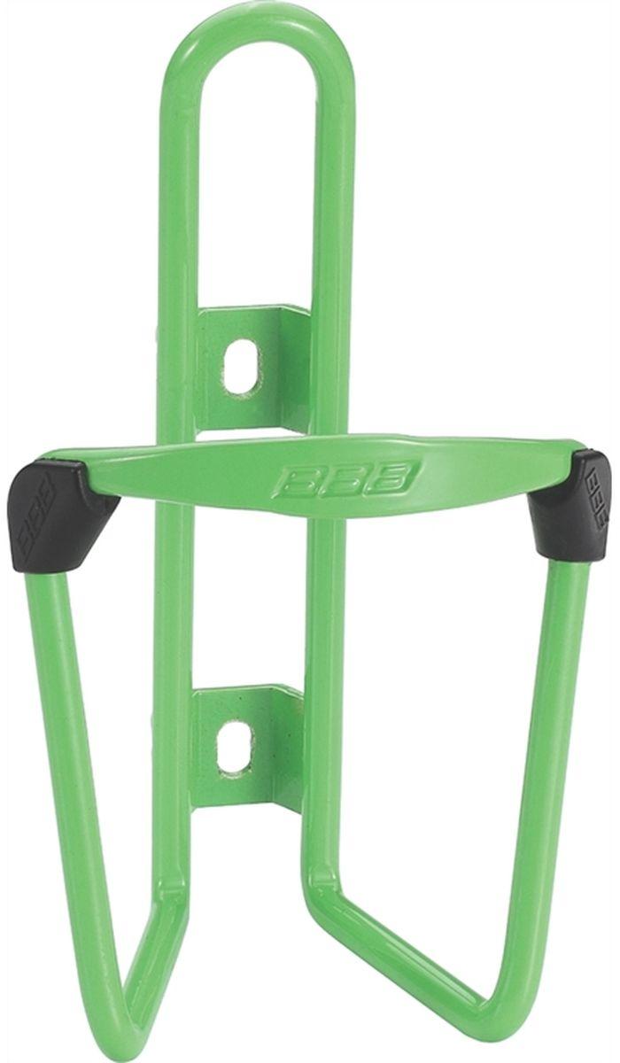 Флягодержатель BBB FuelTank, цвет: зеленый