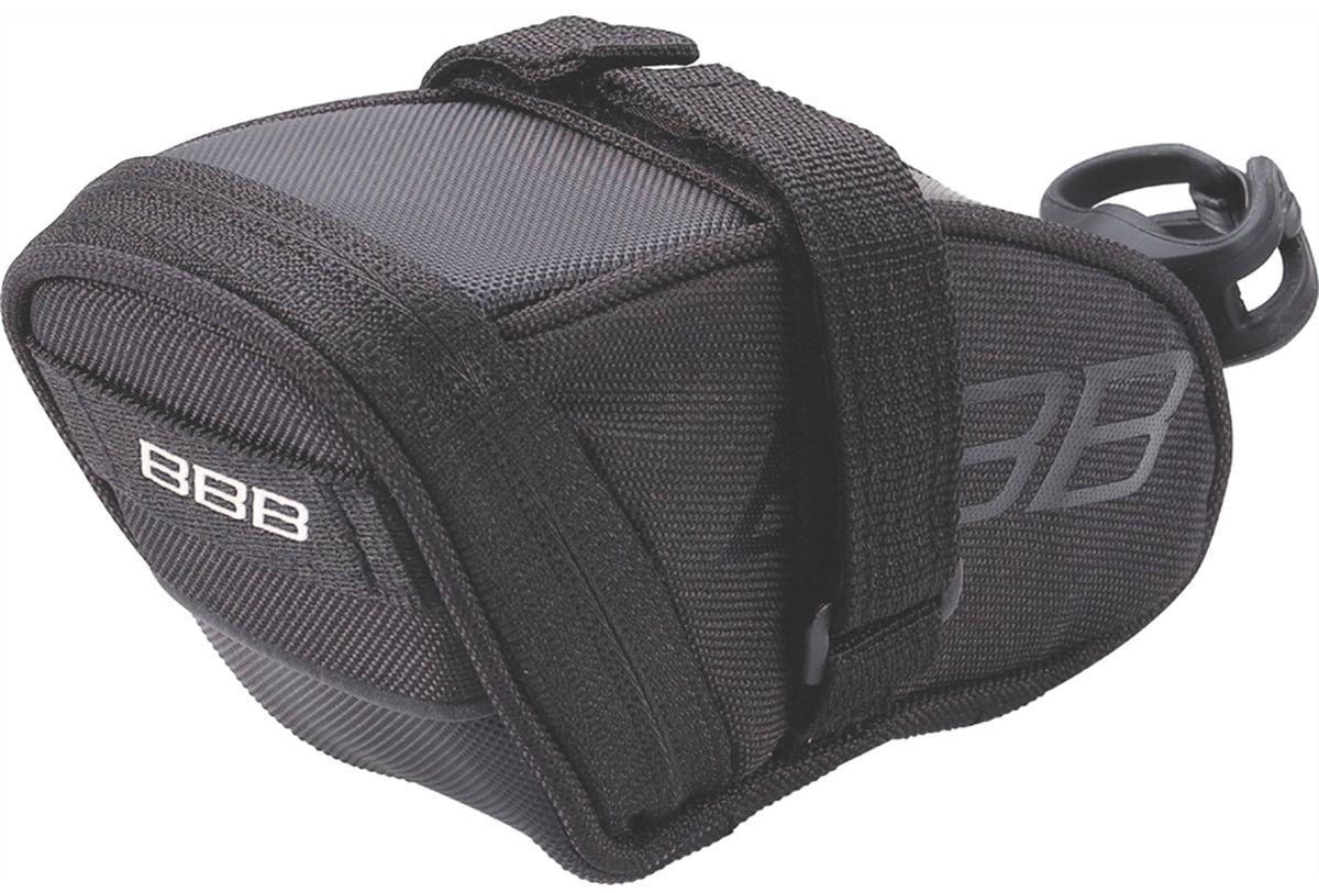 Велосумка под седло BBB SpeedPack, цвет: черный. Размер S